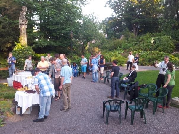 SOTM Baltics - evening