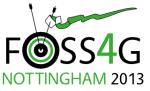 FOSS4G2014 logo