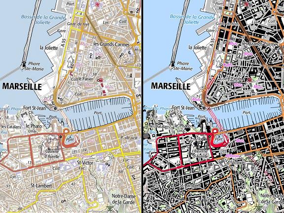 IGN SLD Sample Marseille