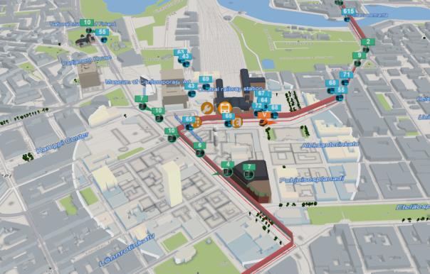 Virtual Helsinki